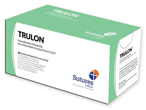 suture-trulon-in-nylon-non-assorbibili-calibro-60-curva-38-ago-16-mm-45-cm-nero